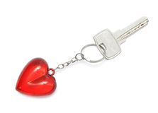 Key and key fob Stock Images