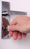 key lås Royaltyfria Foton