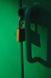 key lås under Royaltyfria Bilder