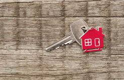 Key with label home Royalty Free Stock Photography