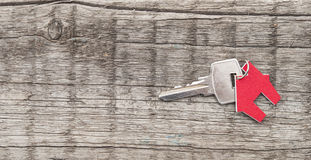 Key with label home Royalty Free Stock Photo