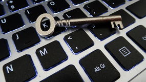 Key Royalty Free Stock Photo