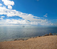 Key Largoliggande royaltyfri fotografi