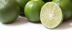 Key lime Royalty Free Stock Photography