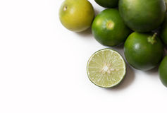 Key lime Stock Image