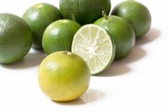 Key lime Royalty Free Stock Image