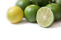 Key lime Stock Photography