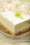 Key Lime Pie Stock Image