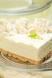 Key Lime Pie Stock Photos
