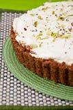 Key Lime Pie Royalty Free Stock Image