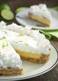 Key lime pie Royalty Free Stock Photo