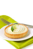 Key Lime tart Royalty Free Stock Photos