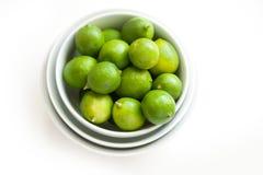 key limefrukter Arkivbilder