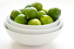 Key limes Royalty Free Stock Photos