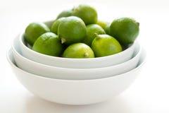 Key Limes Royalty Free Stock Photos