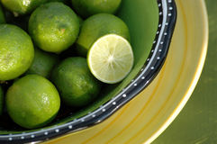 Key Limes Royalty Free Stock Images