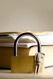 Key lock Royalty Free Stock Photo