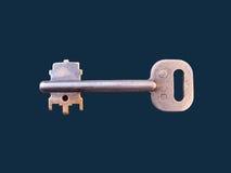 Key from the lock Stock Photo