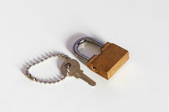 Key&Lock Stockfotografie