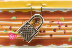 Key lock box Royalty Free Stock Photography