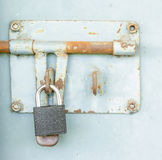 Key lock Stock Photo