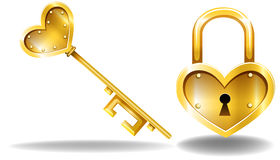 Key and Lock Stock Photography