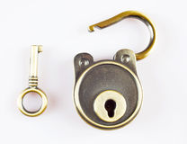 Key and lock Stock Images