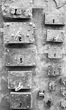 Key Locks Royalty Free Stock Photos