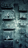 Key Locks Royalty Free Stock Photo