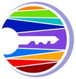 Key logo Royalty Free Stock Images