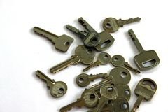 Key mysteries Stock Photography
