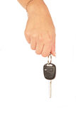 key nytt för bil Arkivbild