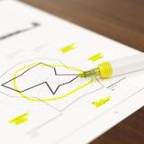 Key objectives Stock Photo