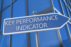 Key Performance Indicator Stock Photo