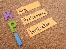 Key Performance Indicator 17 Royalty Free Stock Photography