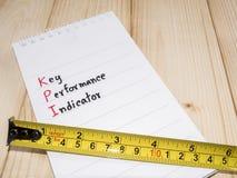 Key Performance Indicator 21 Royalty Free Stock Photography