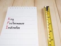 Key Performance Indicator 15 Stock Photo