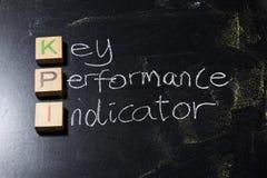 Key performance indicator Stock Photography