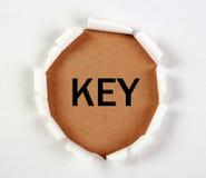 KEY Stock Image