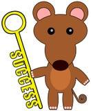 Key of rat Stock Photo