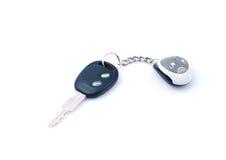 key remote för bil Arkivfoton