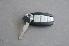 key remote för bil Arkivbild