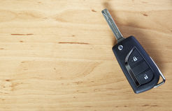 key remote för bil Fotografering för Bildbyråer
