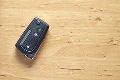 key remote för bil Royaltyfri Foto