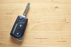 key remote för bil Royaltyfri Fotografi