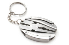 Key ring Royalty Free Stock Image