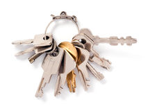 Key ring Stock Images