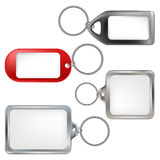 Key ring set Royalty Free Stock Photos