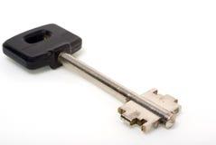 key säkerhet för dörr Royaltyfri Foto