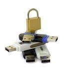 Key security royalty free stock photos